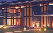 Освещение фасадов