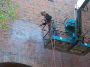 Гидрофобизация фасадов: назначение и применение