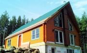 Обработка блок-хауса лакокрасочными материалами снаружи