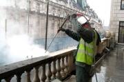 Средства для очистки фасадов: моющие средства и методы очистки