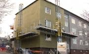 Утепление фасадов зданий своими руками: советы и материалы
