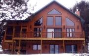 Металлический сайдинг Блок-Хаус: надежность и эстетика вашего дома