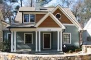Деревянный сайдинг для облицовки дома: монтаж панелей