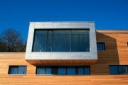 Облицовка фасада планкеном: способы монтажа