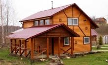 Материалы для обработки деревянного Блок Хауса