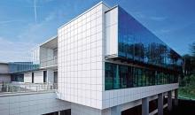 Самостоятельная установка алюминиевых фасадных систем