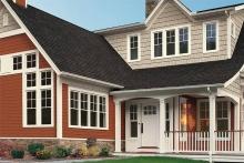 Подбор цвета сайдинга для отделки фасада дома