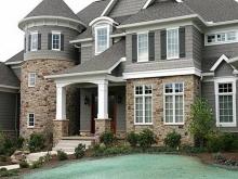 Декоративные элементы фасада: подбираем украшение