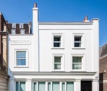 Рустованный фасад: классический вариант облицовки