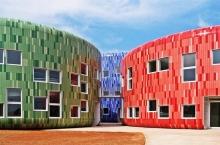 Фасадный керамогранит – прочный и устойчивый отделочный материал