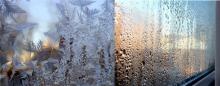 Боремся с проблемой замерзания и запотевания окон зимой