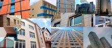Специфика монтажа керамогранитной плитки при отделке фасадов