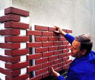 Фасадные панели под камень для наружной отделки дома