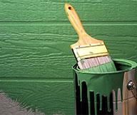 Фасадная краска по дереву: финские краски «Тиккурила» для наружной отделки