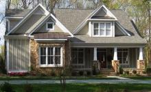 Бетонная фасадная плитка: преимущества и недостатки