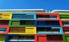 Покраска фасада дома: пошаговая инструкция
