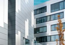 Фасадные стеновые панели: виды и область применения