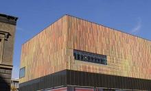 Алюминиевые фасады: современно, стильно, удобно